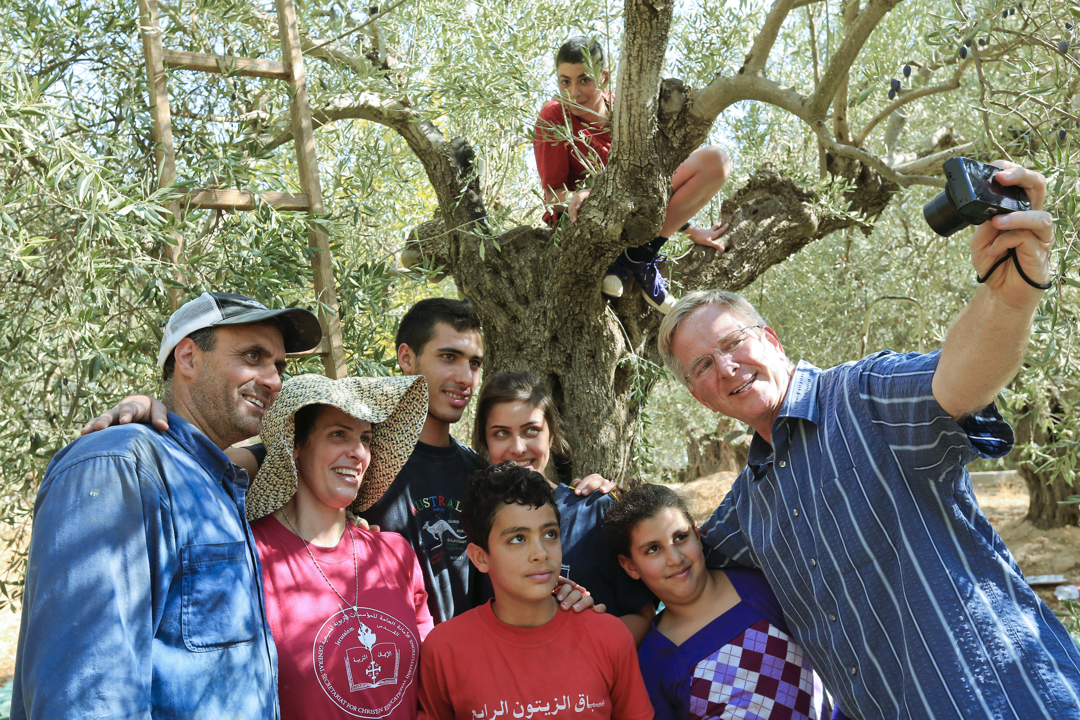 The Holy Land  Rick Steves Europe TV Special