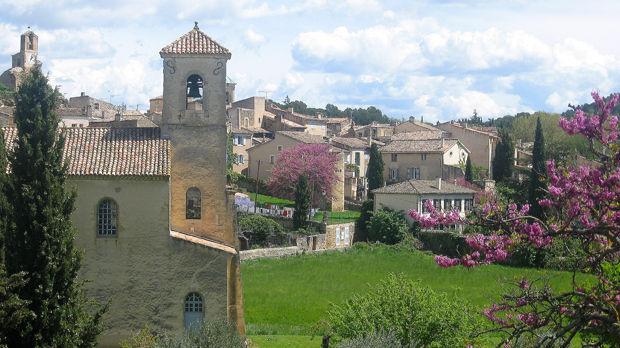 Lourmarin, France
