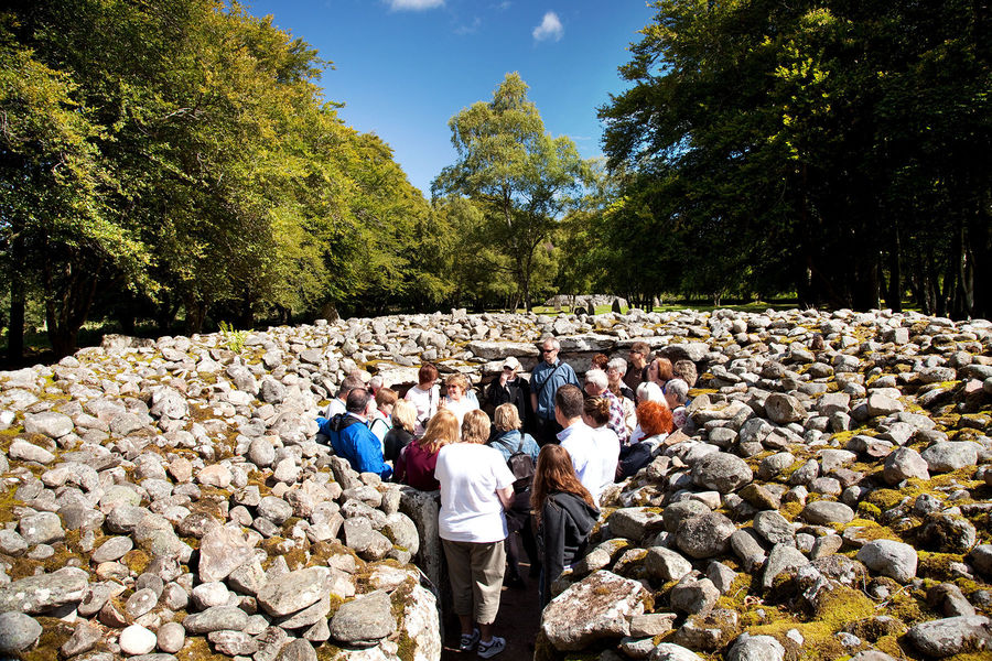 Clava Cairns, Inverness, Scotland