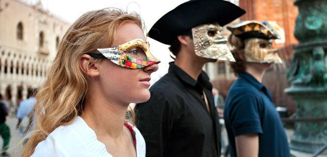 Carnevale masks, Venice, Italy
