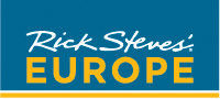Rick Steves' logo, two color