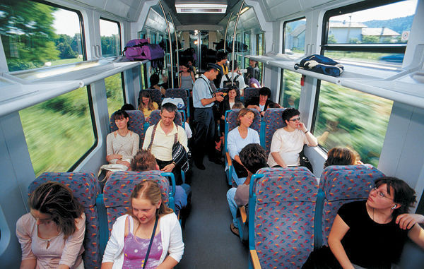First Vs Second Class On Europe S Trains By Rick Steves