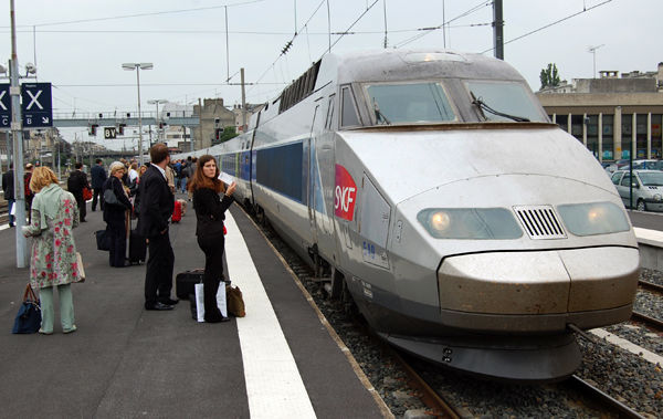 Do I Need Seat Reservations on European Trains? by Rick Steves