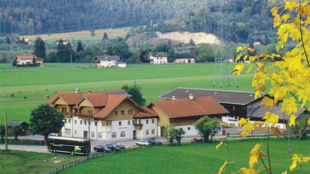 Hotel Gutshof zum Schluxen, near Reutte, Austria
