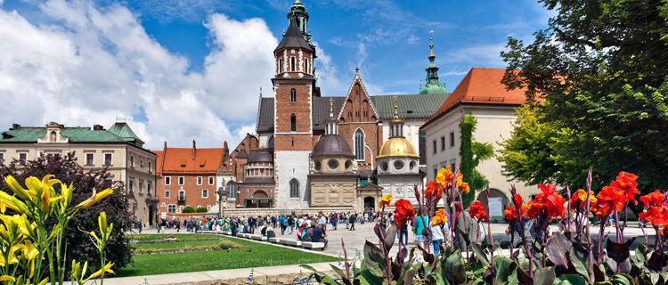 Wawel Cathedral, Kraków, Poland