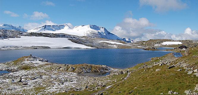 Jotunheimen Mountains, Norway