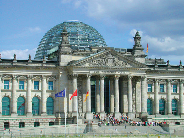 Reichstag, Berlin, Germany