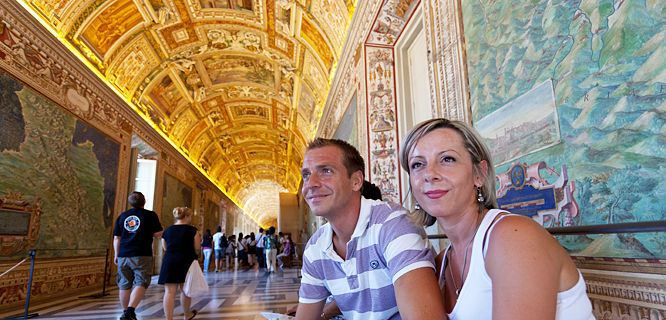 Vatican Museums, Vatican City, Rome, Italy