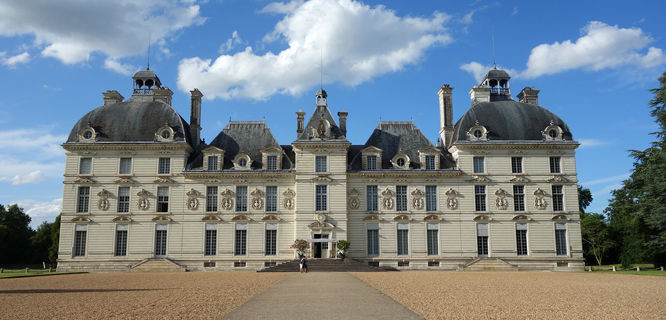 Château de Cheverny, Loire Valley, France