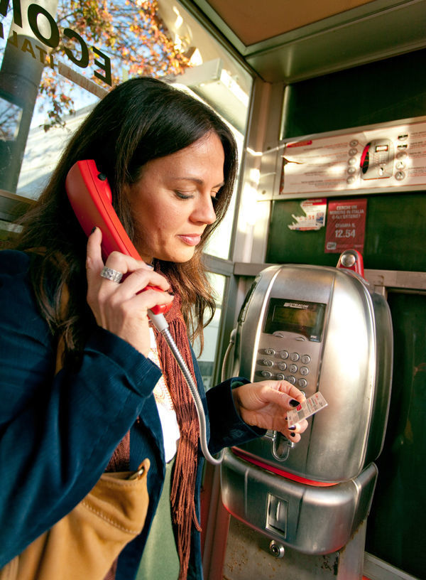 How to make international calls from us landline