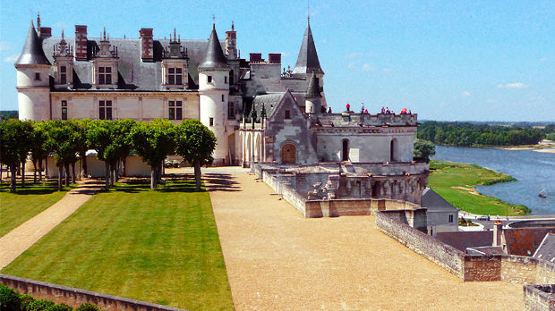 Château Royal d'Amboise, Amboise, France