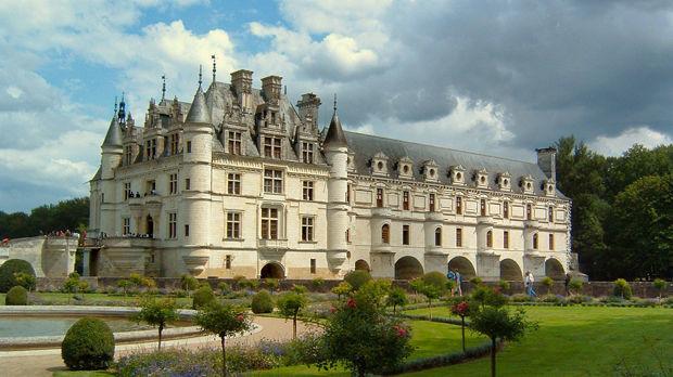 Château de Chenonceau, Chenonceaux, France