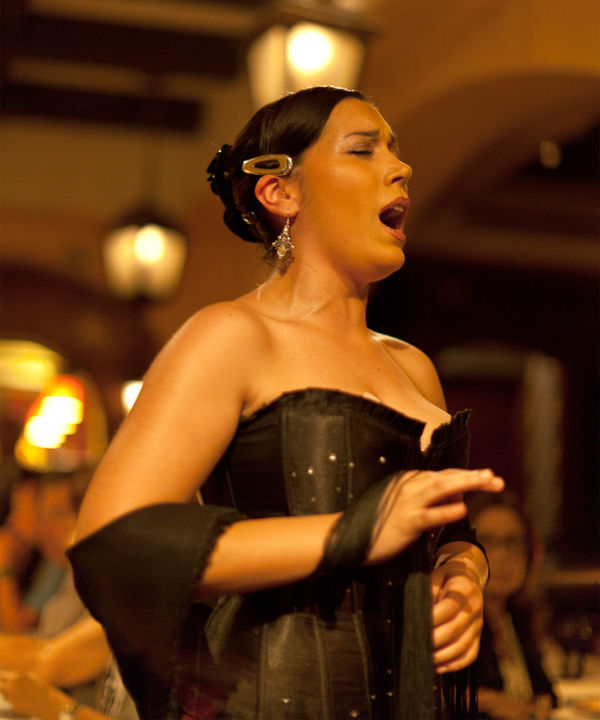 Fado performance, Lisbon, Portugal