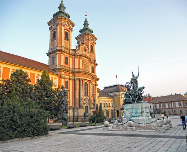 Minorite Church, Eger, Hungary