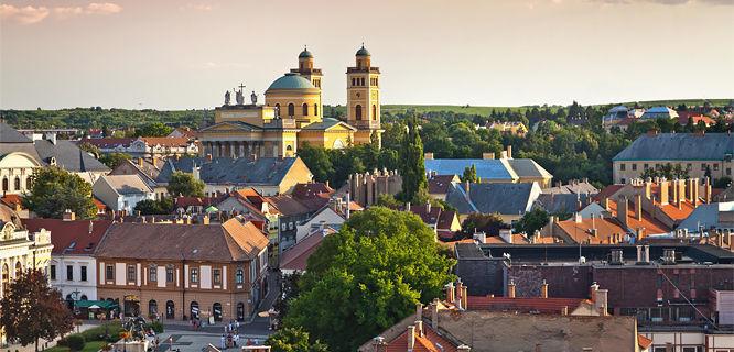 Eger, Hungary