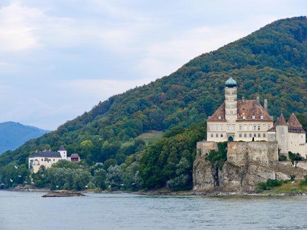 Schloss Schönbühel, near Melk, Austria