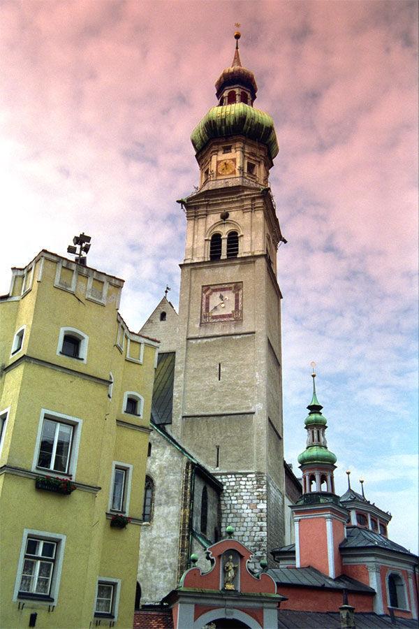 St. Nicholas Parish Church, Hall, Austria