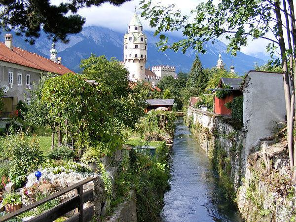 Mint Tower, Hall, Austria