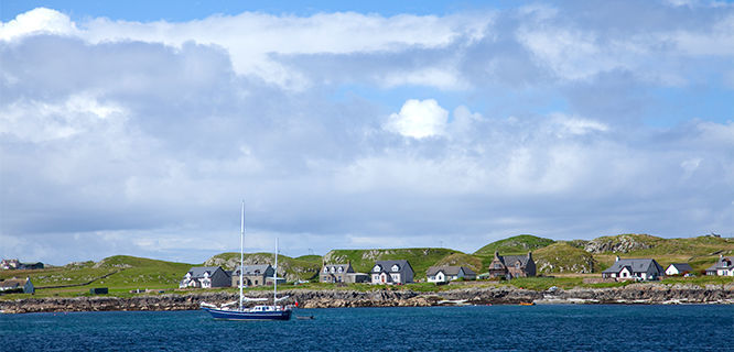 Isle of Iona, Scotland