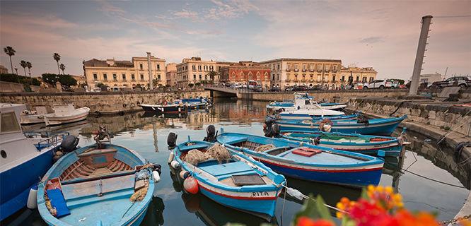 Ortygia, Syracuse, Sicily, Italy