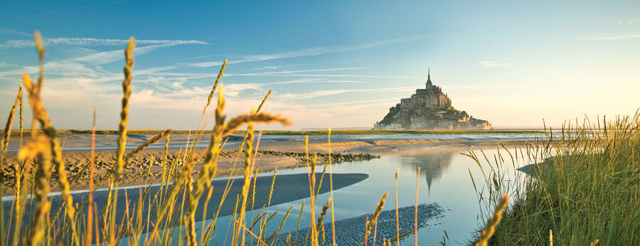 Mont St-Michel, France