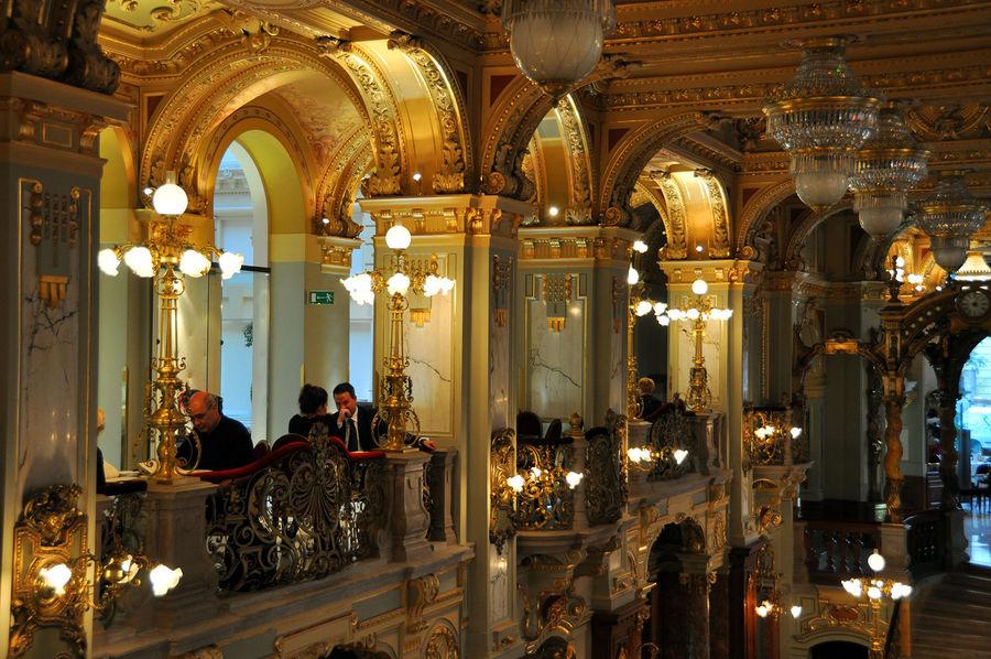 New York Café, Budapest, Hungary
