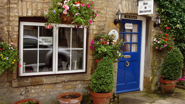 The Pound B&B, Stow-on-the-Wold, England