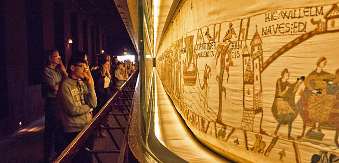 Bayeux Tapestry, Bayeux, France