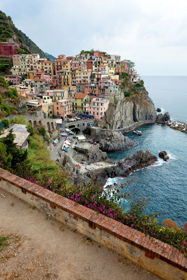 The Enchanting Cinque Terre Fiat Free Italy By Rick Steves