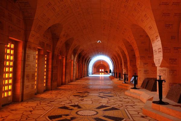 Douaumont ossuary, Verdun, France