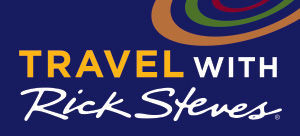 Travel with Rick Steves Radio Show Logo