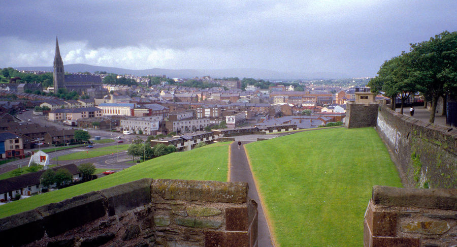 Double Bastion, Derry, Northern Ireland