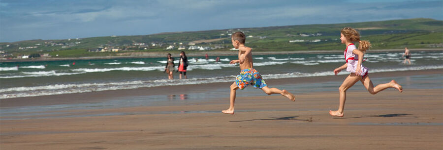 Liscannor Bay, Lahinch, Ireland