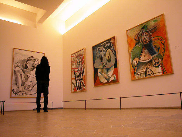 Picasso Museum, Paris, France