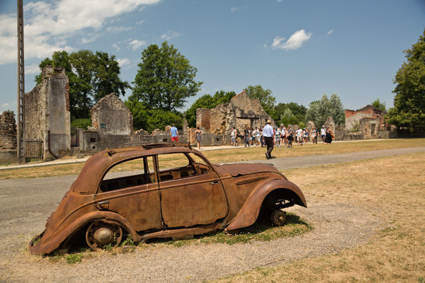 Oradour-sur-Glane, France