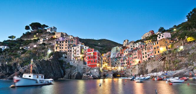 Riomaggiore (Cinque Terre), Italy