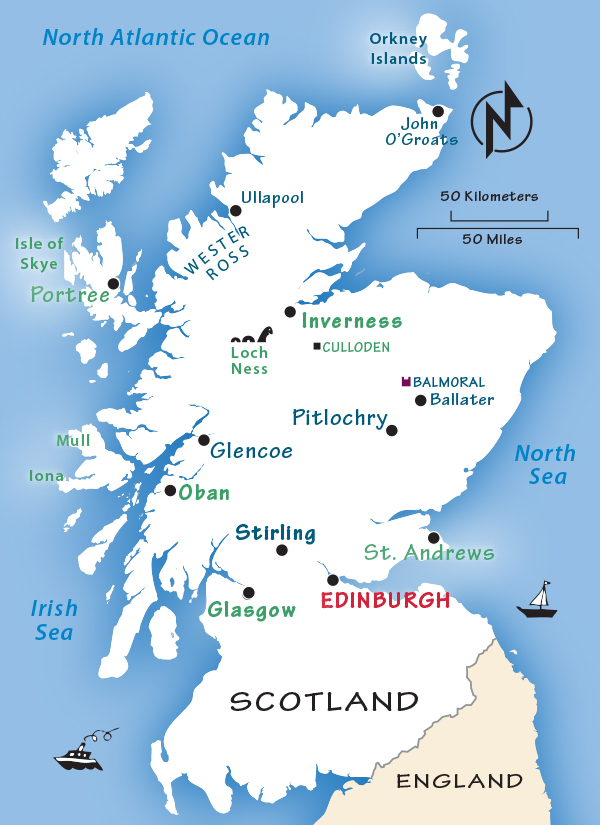 Scotland Travel Guide by Rick Steves