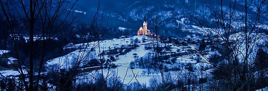 Drežnica (near Kobarid), Slovenia