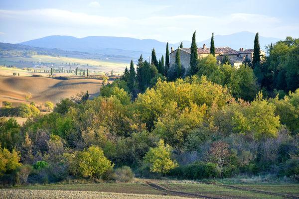 Agriturismo Cretaiole, near Pienza, Italy