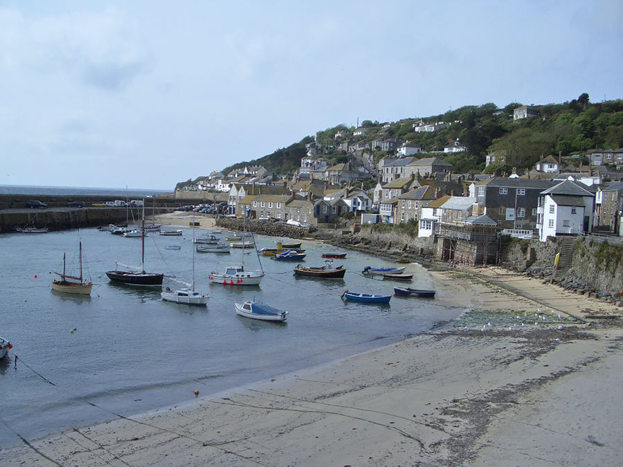 Mousehole, England