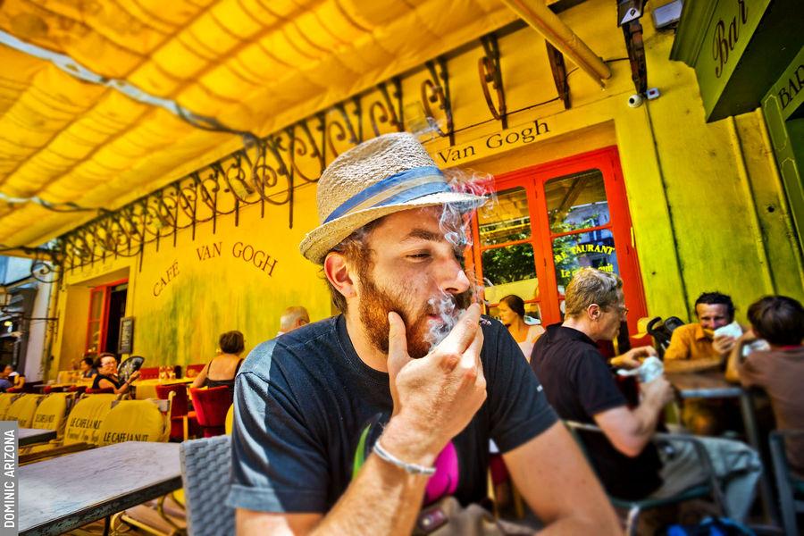 Café la Nuit, Arles, France