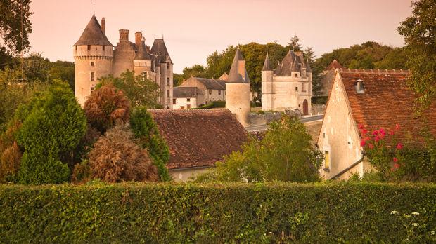 Château de Montpoupon, Loire Valley, France