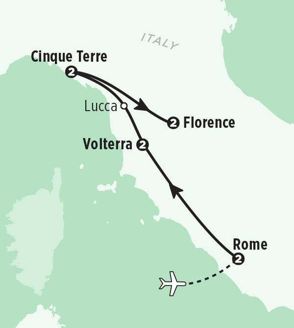 Italy Sightseeing Tour