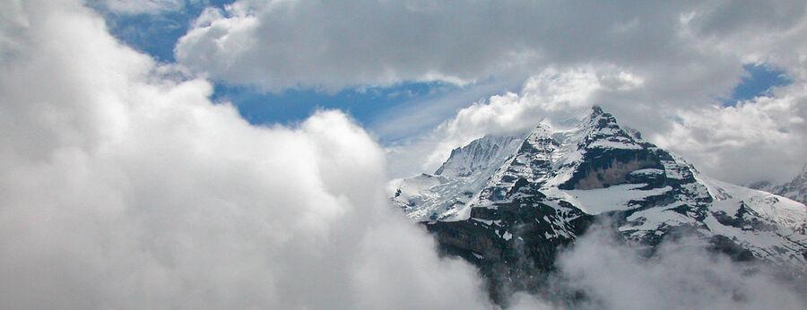 Jungfrau, Berner Oberland, Switzerland