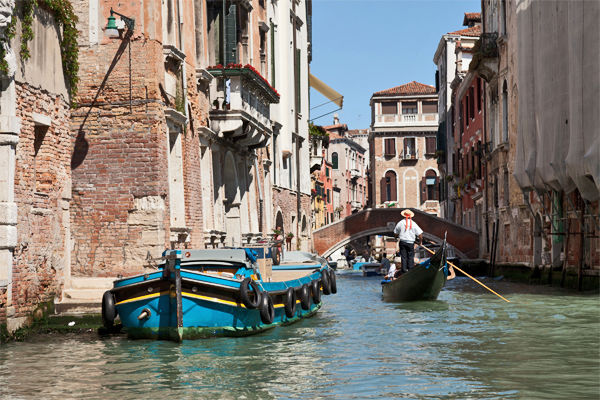 Is Venice Sinking By Rick Steves