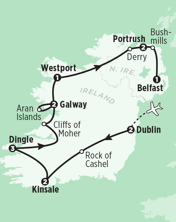 Ireland Tour The Best of Ireland in 14 Days  Rick Steves 2018 Tours