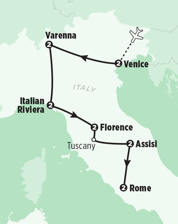 Tour Italy in 13 Days, My Way® | Italy Vacations | Rick ...