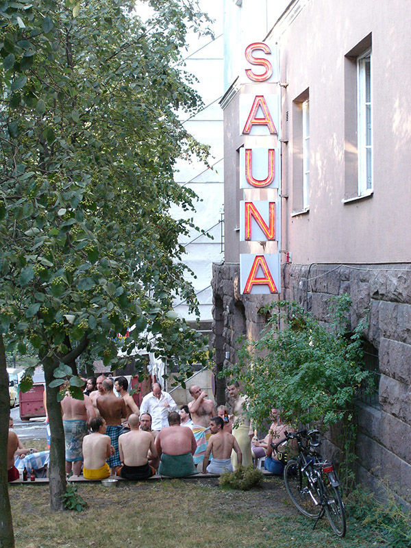 Kotiharjun Sauna, Helsinki, Finland