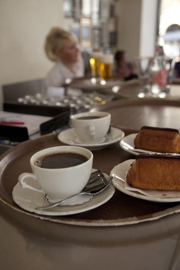 Café treats, Copenhagen, Denmark