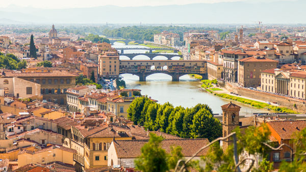 Rick Steevs Tours Italy